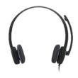 Logitech H151 stereo mikrofonos fejhallgató