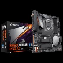 MB Gigabyte B460 AORUS Pro AC (B460,S1200,ATX,Intel)