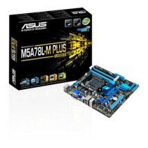 ASUS M5A78L-M PLUS/USB3 AMD 760G (780L)/SB710 SocketAM3+ mATX alaplap