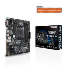ASUS PRIME B450M-A AMD B450 SocketAM4 mATX alaplap