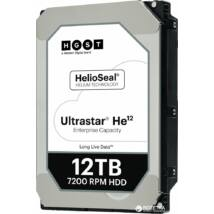 "12 TB Western Digital / Hitachi Ultrastar HC520 3.5"" 7200rpm SATA"