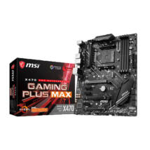 MSI X470 Gaming PLUS MAX (X470,ATX,DDR4,AMD)