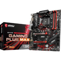 MSI B450 Gaming Plus MAX (B450,AM4,ATX,DDR4,VGA,AMD)