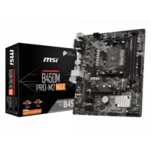 MSI B450M Pro-M2 MAX (B450,AM4,mATX,DDR4,VGA,AMD)