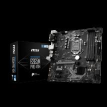 MSI B365M PRO-VDH    (B365,S1151,mATX,DDR4,Intel)