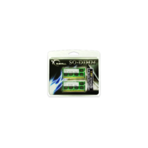 SO DDR3 8GB PC 1333  G.Skill 1,35V (2x4GB) 8GSL