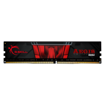 DDR4  8GB PC 2400 CL15 G.Skill KIT (2x4GB) 8GIS  Aegis  4