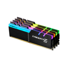 DDR4 64GB PC 3600 CL17 G.Skill KIT (4x16GB) 64GTZR Trident Z RGB