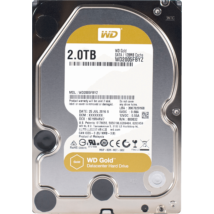 "2 TB Wester Digital 3.5"" Gold SATAIII"