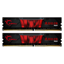 16 GB PC 2666 CL19 G.Skill KIT (2x8 GB) 16GIS Aegis  4