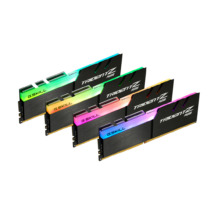 64 GB PC 3200 CL14 G.Skill KIT (4x16 GB) 64GTZR Trident Z RGB