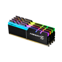32 GB PC 4000 CL17 G.Skill KIT (4x8 GB) 32GTZR Trident Z