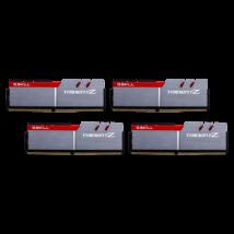 64 GB PC 3200 CL16 G.Skill KIT (4x16 GB) 64GTZ Trident Z