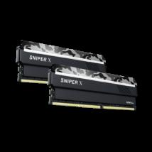 32 GB PC 3000 CL16 G.Skill KIT (2x16 GB) 32GSXWB Sniper X