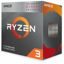 AMD Ryzen 3 3200G 4 GHz Socket AM4 dobozos