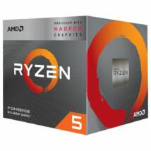 AMD Ryzen 5 3400G 4 GHz Socket AM4 dobozos