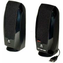 Logitech S-150 2.0 hangszóró fekete USB