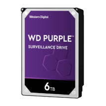 "6 TB Western Digital 3.5"" Purple SATAIII"