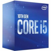 Intel Core i5-10600K 4.1GHz Socket 1200 dobozos