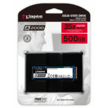 500 GB Kingston M.2