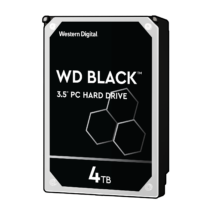 "4 TB Western Digital 3.5"" Black SATAIII"