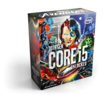 Intel Core i5-10600KA 4.10/12.00MB/S1200 - Marvel Edition