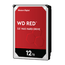 "12 TB Western Digital 3.5"" Red SATAIII"