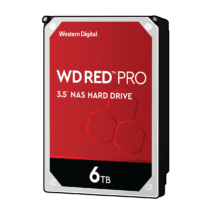 "6 TB Western Digital 3.5"" Red Pro SATAIII"