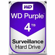 "4 TB Western Digital 3.5"" Purple SATAIII"