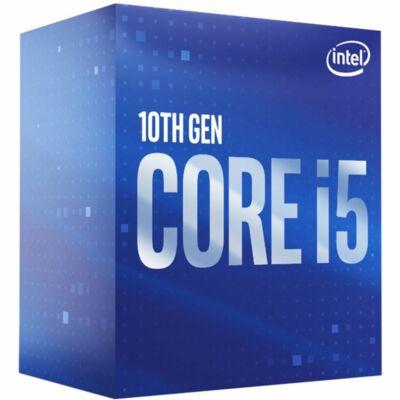 Intel Core i5-10500 3.10GHz LGA-1200 BOX Intel hűtő ventilátorral