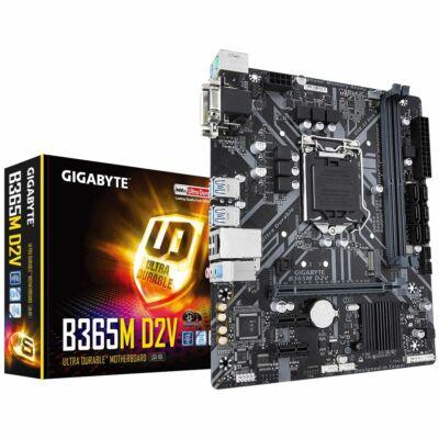 MB Gigabyte B460M D2V (B460, S1200, mATX, Intel)