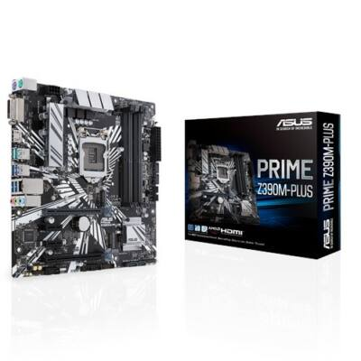 ASUS PRIME Z390M-PLUS Intel Z390 LGA1151 mATX alaplap
