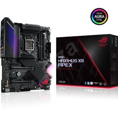 ASUS ROG MAXIMUS XII APEX Intel Z490 LGA1200 ATX alaplap