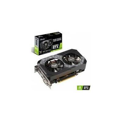 ASUS GeForce RTX 2060 6GB TUF Gaming videokártya (TUF-RTX2060-6G-GAMING)