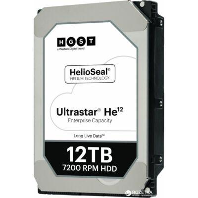 "12TB Western Digital / Hitachi Ultrastar HC520 3.5"" 7200rpm SATA szerver winchester"