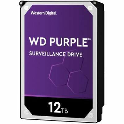 "12TB Western Digital 3.5"" Purple SATAIII"