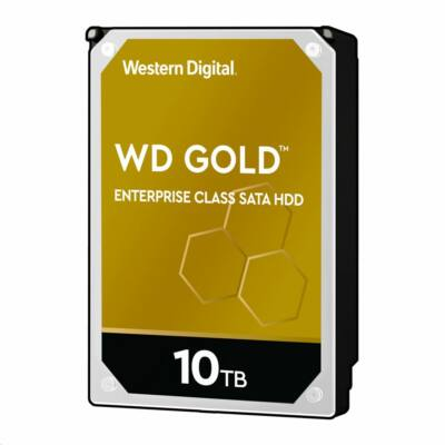"10TB WD 3.5"" Gold SATAIII winchester"