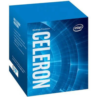 Intel Celeron G5900 Dual-Core 3.4 GHz LGA 1200 58W BX80701G5900 Desktop Processor Intel UHD Graphics 610
