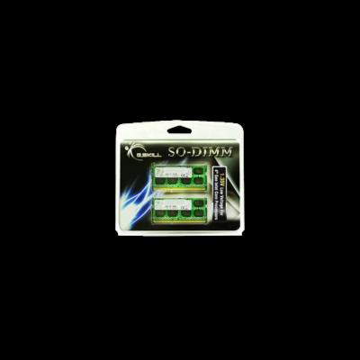SO DDR3 8GB PC 12800 CL9   G.Skill 1,35V (2x4GB) 8GSL