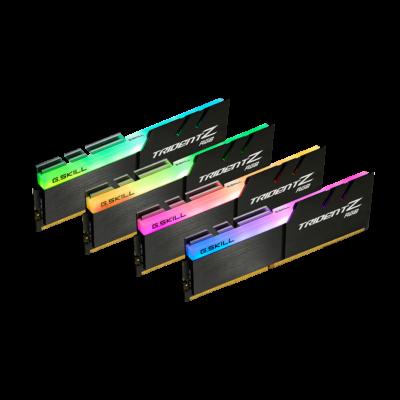 DDR4 32GB PC 2666 CL18 G.Skill KIT (4x8GB) 32GTZR Tri/Z