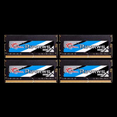 SO DDR4 32GB PC 2666 CL19 G.Skill KIT 1,2V (4x8) 32GRS