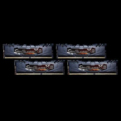 DDR4 64GB PC 3200 CL16 G.Skill KIT (4x16GB)64GFX AMD Ryze
