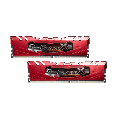 16 GB PC 2400 CL15 G.Skill KIT (2x8 GB)16GFX Flare X (for AMD)