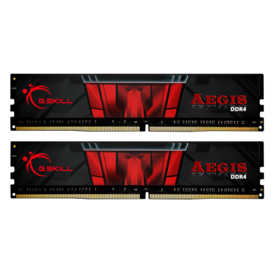 32 GB PC 2400 CL17 G.Skill KIT (2x16 GB) 32GIS Aegis