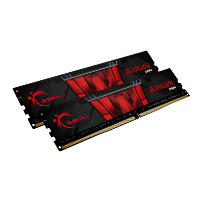 32 GB PC 2400 CL15 G.Skill KIT(2x16 GB) 32GIS Aegis  4