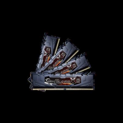 32 GB PC 3200 CL14 G.Skill KIT (4x8 GB)32GFX Flare X (for AMD)