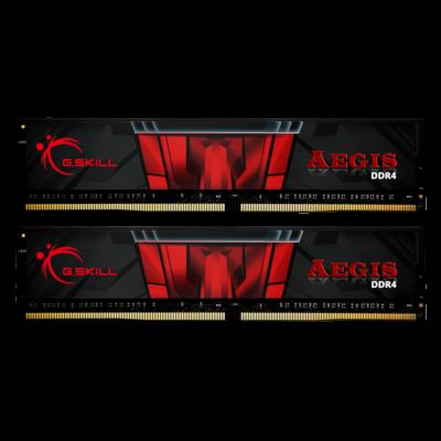 16 GB PC 2400 CL15 G.Skill KIT (2x8 GB) 16GIS Aegis 4