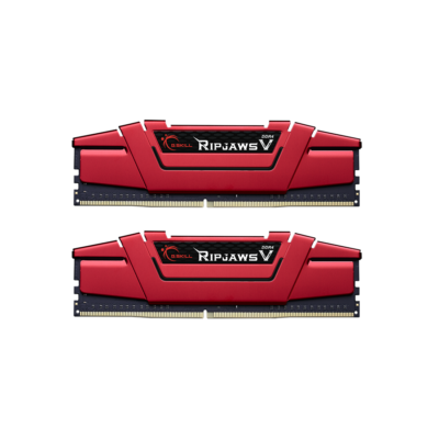 32 GB PC 2400 CL15 G.Skill KIT (2x16) 32GVR Ripjaws V