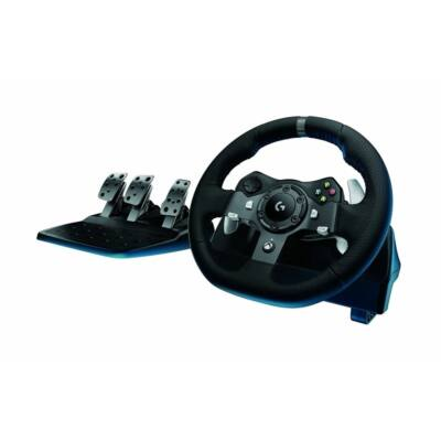 Logitech G920 Driving Force RACING WHEEL Xbox One konzolhoz és PC-hez
