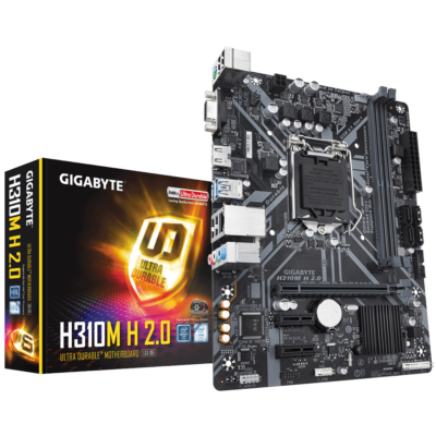 GIGABYTE H310M H 2.0 Alaplap